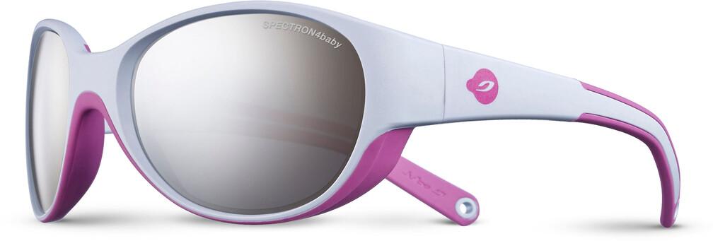 Julbo Lily Spectron 4 Sunglasses Kids 4-6Y Lavender/Pink-Gray Flash Silver 2018 Sonnenbrillen 50PtLvqT
